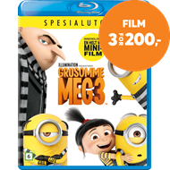 Produktbilde for Grusomme Meg 3 (BLU-RAY)