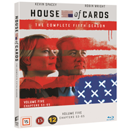 House Of Cards - Sesong 5 (BLU-RAY)