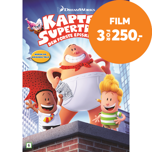 kaptein supertruse film