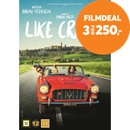 Produktbilde for Like Crazy / En Smak Av Lykke (DVD)