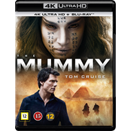 The Mummy (2017) (4K Ultra HD + Blu-ray)