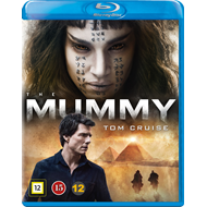 The Mummy (2017) (BLU-RAY)