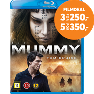 Produktbilde for The Mummy (2017) (BLU-RAY)