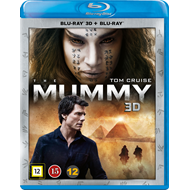 The Mummy (2017) (Blu-ray 3D + Blu-ray)
