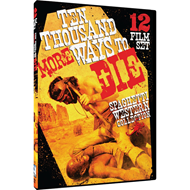10,000 More Ways to Die - Spaghetti Western Collection (DVD - SONE 1)