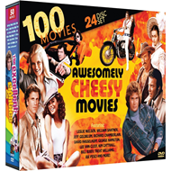 100 Awesomely Cheesy Movies (DVD - SONE 1)