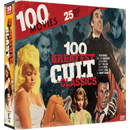 100 Greatest Cult Classics Collection (DVD - SONE 1)