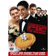 American Pie - Bryllupet (UK-import) (DVD)