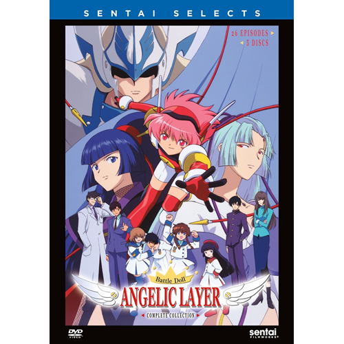 Angelic Layer - The Complete Collection (DVD - SONE 1)