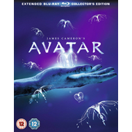 Avatar - Extended Collector's Edition (UK-import) (BLU-RAY)