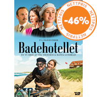 Produktbilde for Badehotellet - Sesong 2 (DVD)