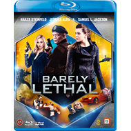 Produktbilde for Barely Lethal (BLU-RAY)
