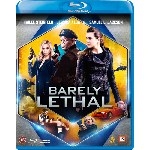 Barely Lethal (BLU-RAY)