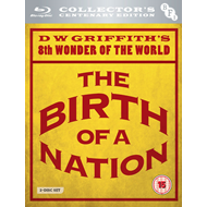 The Birth Of A Nation - Collector's Centenary Edition (UK-import) (BLU-RAY)