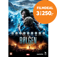 Produktbilde for Bølgen (DVD)