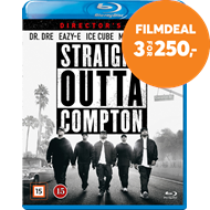 Produktbilde for Straight Outta Compton - Director's Cut (BLU-RAY)