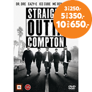 Produktbilde for Straight Outta Compton (DVD)
