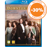 Produktbilde for Downton Abbey - Sesong 6 (BLU-RAY)
