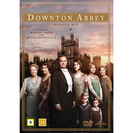 Downton Abbey - Sesong 6 (DVD)