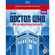 Doctor Who - The 10 Christmas Specials (Blu-ray) (UK-import) (BLU-RAY)