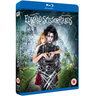 Edward Scissorhands - 25th Anniversary Edition (UK-import) (BLU-RAY)