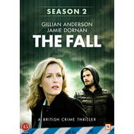 Produktbilde for The Fall - Sesong 2 (DVD)