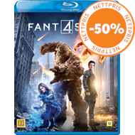 Produktbilde for Fantastic Four (BLU-RAY)