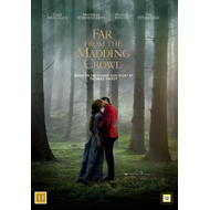 Far From The Madding Crowd (DVD)