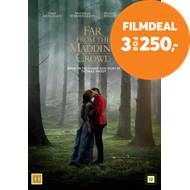 Produktbilde for Far From The Madding Crowd (DVD)