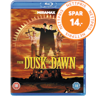 From Dusk Till Dawn (UK-import) (BLU-RAY)