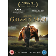 Grizzly Man (UK-import) (DVD)