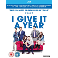 I Give It A Year (UK-import) (BLU-RAY)