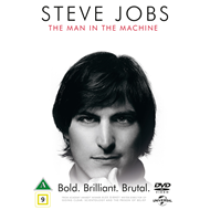 Steve Jobs - The Man In The Machine (DVD)