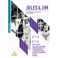 Jules And Jim (UK-import) (DVD)