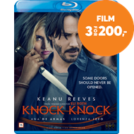 Produktbilde for Knock Knock (BLU-RAY)