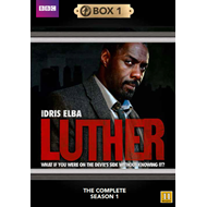 Luther - Sesong 1 (DVD)