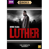 Luther - Sesong 3 (DVD)