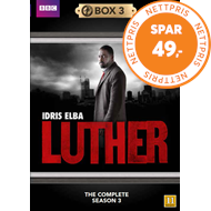 Produktbilde for Luther - Sesong 3 (DVD)