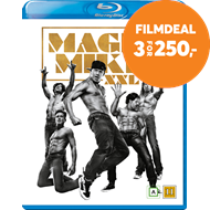 Produktbilde for Magic Mike XXL (BLU-RAY)