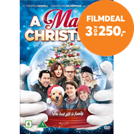 Produktbilde for A Magic Christmas (DVD)