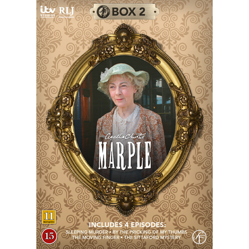 Miss Marple Collection 2 (DVD)