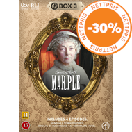 Produktbilde for Miss Marple Collection 3 (DVD)