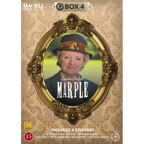 Miss Marple Collection 4 (DVD)