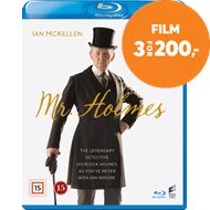 Produktbilde for Mr. Holmes (BLU-RAY)