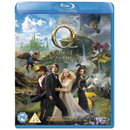 Oz - The Great And Powerful (UK-import) (BLU-RAY)