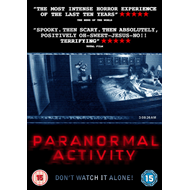 Paranormal Activity (UK-import) (DVD)