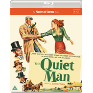 The Quiet Man (UK-import) (BLU-RAY)