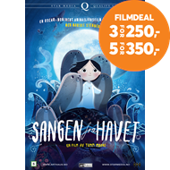 Produktbilde for Sangen Fra Havet (DVD)