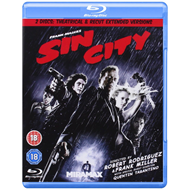 Sin City (UK-import) (BLU-RAY)