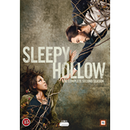 Produktbilde for Sleepy Hollow - Sesong 2 (DVD)